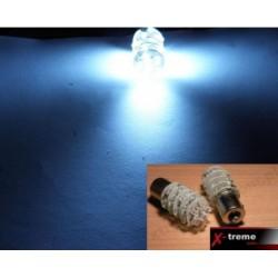 1156 Ba15s / P21W 30 x LED szyszka biała 12Volt