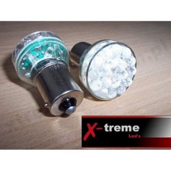 1156 Ba15s / P21W 24 x LED czerwone 12Volt