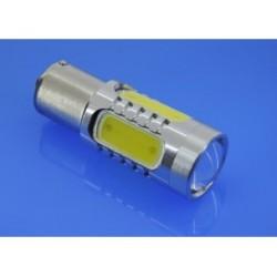 Żarówki P21W Ba15s LED COB 5 x MEGA POWER 7,5W LED XTREME LIGHT