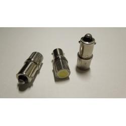 żarówka LED H6W / Bax9s asymetryczne hyper LED biała