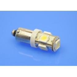 żarówka LED T4W  BA9S-5HP3 SMD Samsung 10-30V