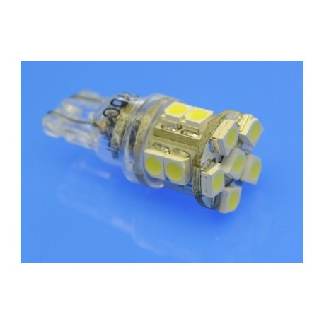 żarówka W5W W3W T10 LED  14xSMD Super White Mocne i Trwałe