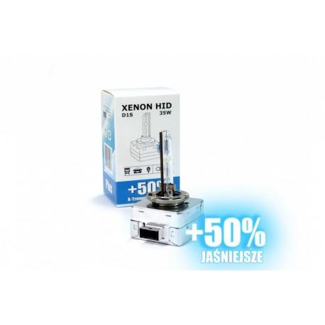 Żarnik xenonowy D1S OEM +50% POWER 4300K 6000K NSSC XTREME NOWOŚĆ