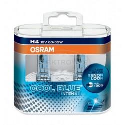 Żarówki H4 OSRAM COOL BLUE INTENSE 4200K Cena za komplet/2szt.