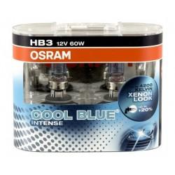Żarówki HB3 9005 OSRAM COOL BLUE INTENSE 4200K Cena za komplet/2szt.