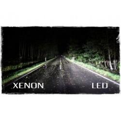 H1 EinParts LED żarówki do świateł MIJANIA 40W 6400 lm WYPRZEDAŻ