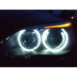 LED MARKERY 5 WATT 180LM Ringi ANGEL EYES oryginalne do BMW E39 E60 E61 x5 E65 E66 E63