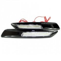 Kierunki boczne, Kierunkowskazy LED PLASMA BLACK BMW E90 E60 F10 E81 E87i inne