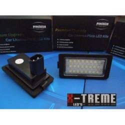 Lampki LED oświetlenia tablicy rejestr. BMW serii 7 E38 95-01
