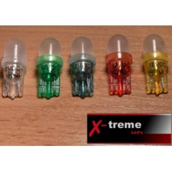 żarówka LED W5W W3W T10 R10 194 matowa-dyfuzyjna (rozpraszająca)