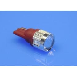 żarówki LED W5W W16W 194  6xHP SMD dwa kolory PRZECIWMGIELNA USA