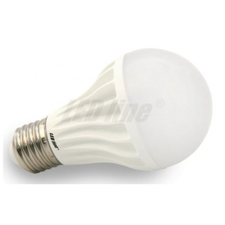 ŻARÓWKA CCD E27 33 LED 5630 SMD 1100lm 12W Ciepła LEDline