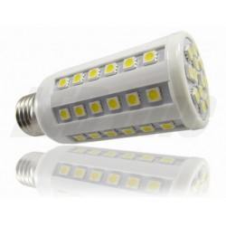 ŻARÓWKA E27 72 LED 5050 SMD 1100lm 11W Ciepła LEDline