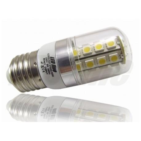 ŻARÓWKA E27 27 LED SMD 5050 380lm 5W Ciepła LEDline