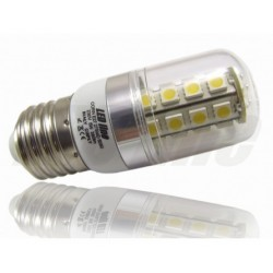 ŻARÓWKA E27 27 LED SMD 5050 380lm 5W Zimna LEDline