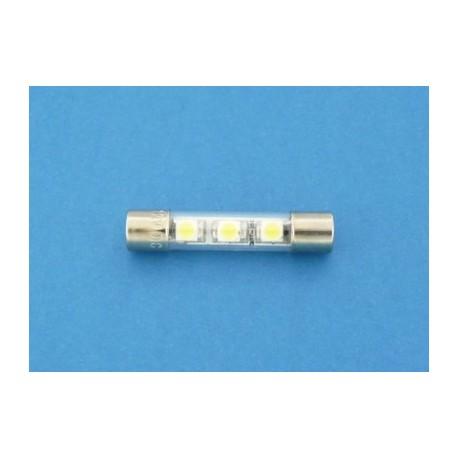 żarówka osiowa rurkowa 6x31 3 x SMD LED XTREME TECHNOLOGY