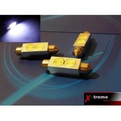10x42 2 x High Power SMD LED żarówka rurkowa C10W XTREME TECHNOLOGY