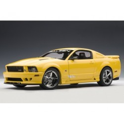 Ford Mustang Saleen S281 Extreme in Yellow 1:18 AUTOArt