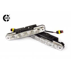 Światła LED  do jazdy dziennej 507S HP NSSC E4 RL00 5xHP
