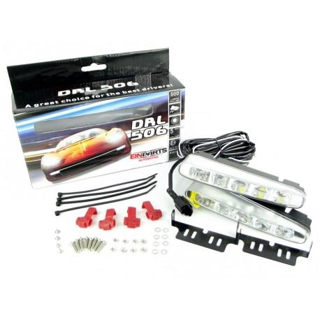 Światła do jazdy dziennej SKOŚNE 506 HP E4 RL00 5xHP MAX LED EINPARTS