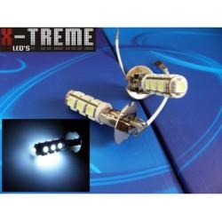 Żarówki H3 LED 10 - 30 V 13 x HP SMD 5050 XTREME LIGHT