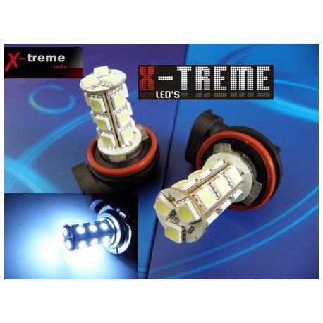 Żarówki HB4 9006 LED 12V 18 x HP SMD 5050 XTREME LIGHT