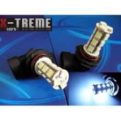 Żarówki HB3 9005 LED 12V 18 x HP SMD 5050 XTREME LIGHT