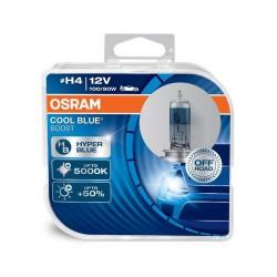 Żarówki H4 OSRAM COOL BLUE HYPER 5000K Cena za komplet/2szt.