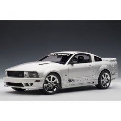 Ford Mustang Saleen S281 in Silver 1:18