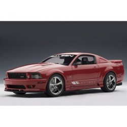 Ford Mustang Saleen S281 Extreme Red in Fire 1:18